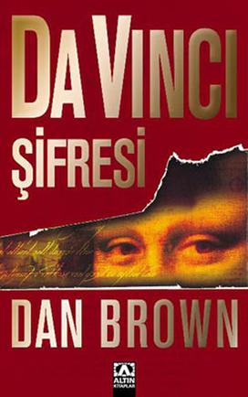 Okunması Gereken Kitaplar - Da Vinci Şifresi
