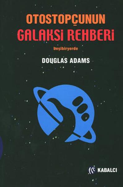 Okunması Gereken Kitaplar - Otostopçunun Galaksi Rehberi
