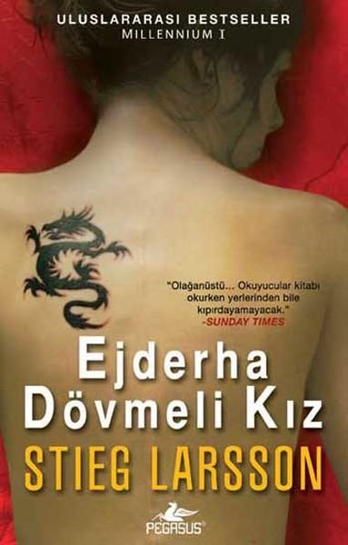 Okunması Gereken Kitaplar - Ejderha Dövmeli Kız