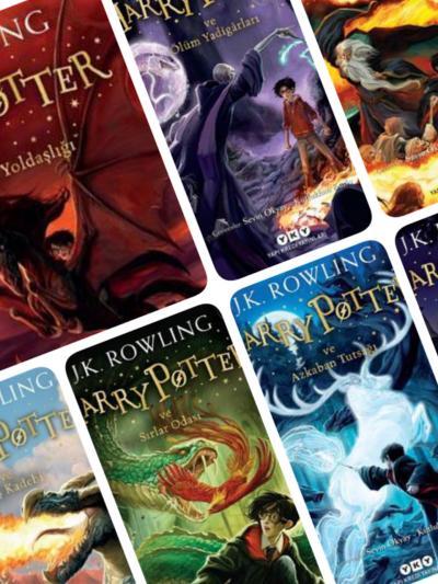 Okunması Gereken Kitaplar - Harry Potter Serisi