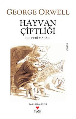 Okunması Gereken Kitaplar - Hayvan Çiftliği
