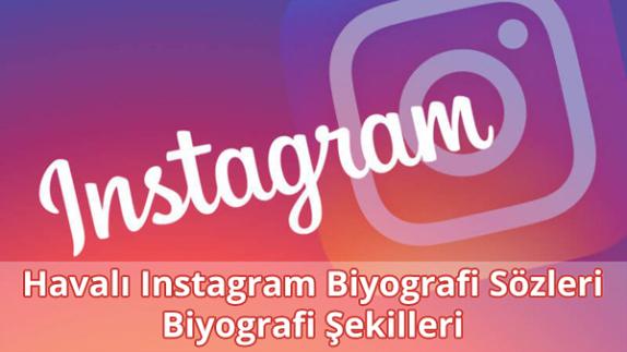 Türkçe - İngilizce İnstagram Biyografi Sözleri Biyografi Şekilleri