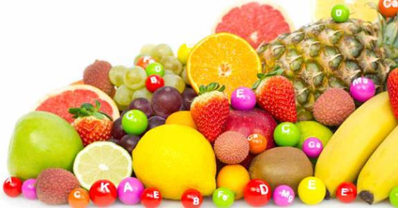 Vitaminlerin Faydaları ve Bulunduğu Bazı Besinler