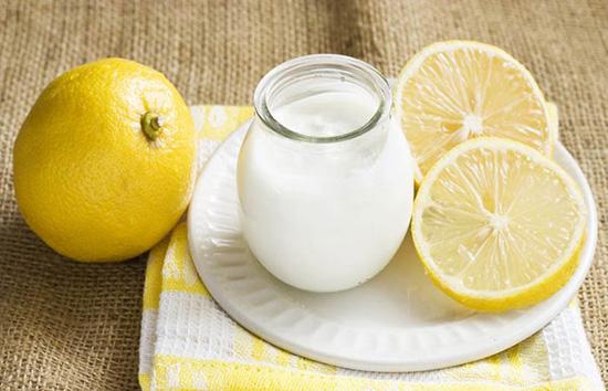 Yoğurt Saç Uzatır mı? Limon Suyu ve Yoğurt Saç Maskesi