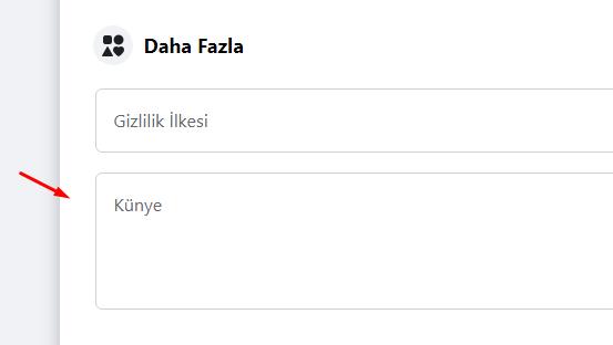 Facebook Sayfa Künyesi Ekleme Nasıl Yapılır?