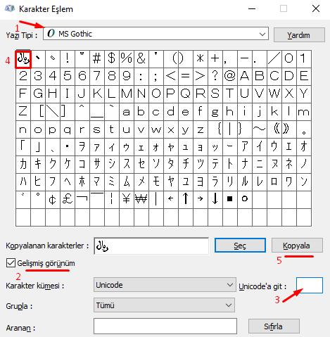 Bilgisayarda Klavyede Arapça Riyal Simgesi-İşareti-Sembolü Nasıl Yapılır?