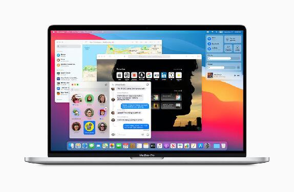 Apple macOS Big Sur Çıkış Tarihi
