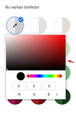 Google Chrome Rengini Dilediğimiz Şekilde Değiştirelim