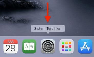 Apple iMac Fare Pil Düzeyi