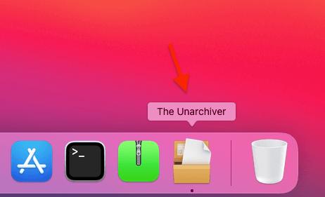 MAC'te Dock'a Uygulama Ekleme