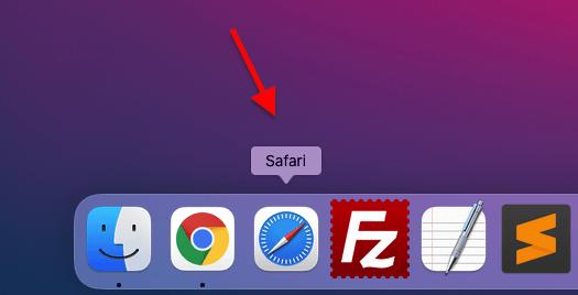 Apple MAC Safari Arama Motoru Değiştirme