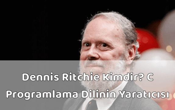 Dennis Ritchie Biyografisi