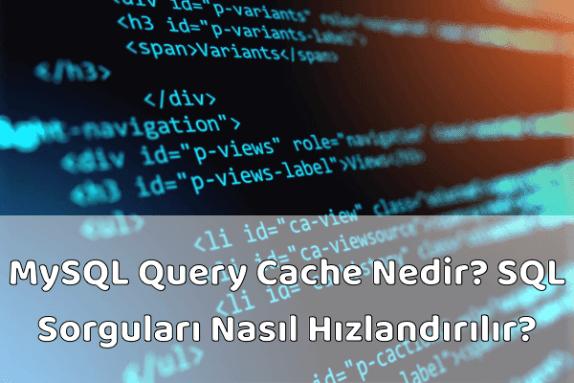 SQL Sorgularını Hızlandırmak