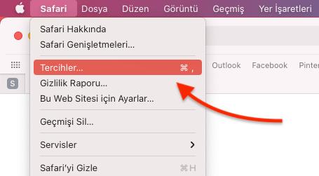 Apple Safari'de İndirme Listesini Otomatik Temizleme Nasıl Yapılır?