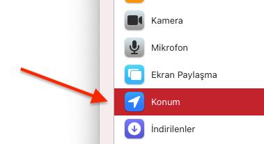 Apple Safari'de Konum İsteğini Kapatma Nasıl Yapılır?
