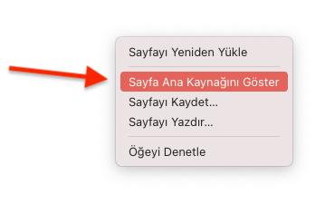 Apple Safari'de Önbellek (Cache) Kapatma Nasıl Yapılır?