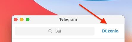 Telegram Hakkında Bilgisi Ekleme Nasıl Yapılır?
