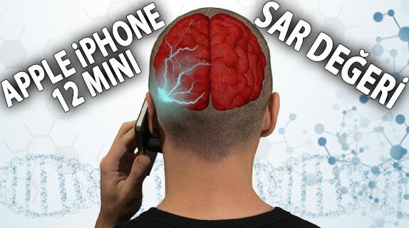 Apple iPhone 12 Mini SAR Değeri Nedir? Uygun mu? Zararlı mı?