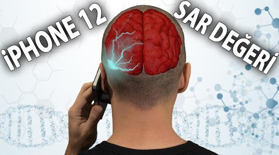 Apple iPhone 12 SAR Değeri Nedir? Uygun mu? Zararlı mı?