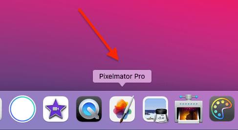 Pixelmator Pro Yazı Ortalama Nasıl Yapılır?