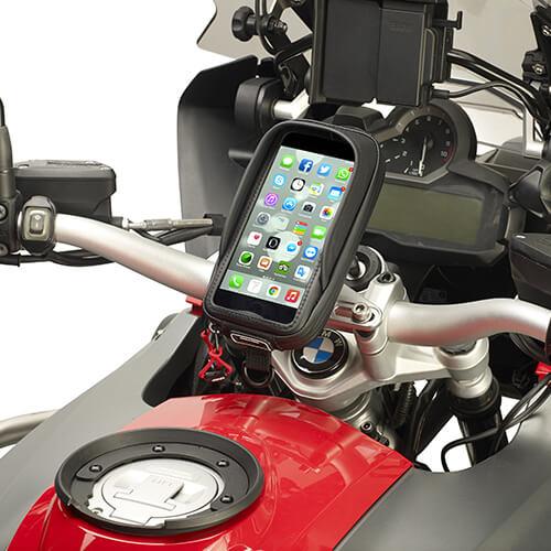 Apple iPhone Motosiklet Tutucu Zararlı mı?