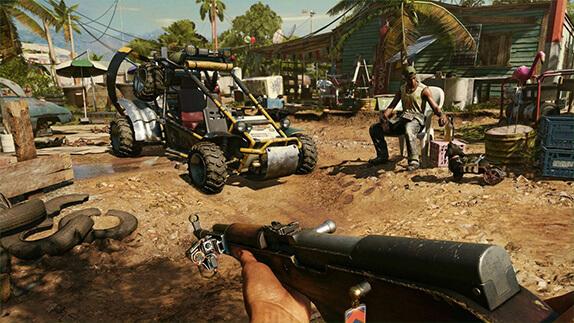 Far Cry 6 Fragman İzle